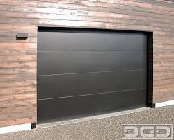 Single Car Garage by Orange County Ca Reclaimed Wood Garage Doors Custom Designed In A