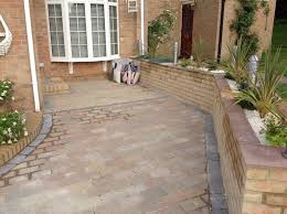 Thin Patio Pavers Antique Thin Pavers Brick The Landscape Design Pavers At Home