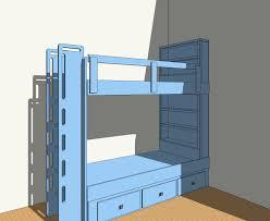4 Bed Bunk Bed Built In Bunk Bed Plans 4 Bed Corner Plan Stonebreaker Builders