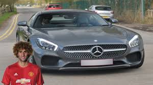 marouane fellaini u0027s luxury car collection youtube