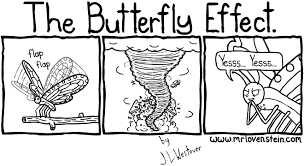 butterflies dr evils of the insect science