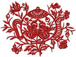 oriental design oriental inscriptions
