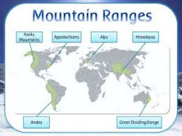 usa map ks2 mountains display resources heading posters vocabulary ks2