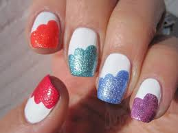 cute nail polish designs to do at home nail art ideas easynail art