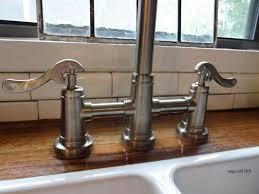 bridge style kitchen faucets bridge style kitchen faucets 10 easy pieces architects u0027 go