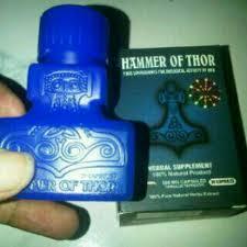hammer of thor obat dengan 2 fungsi obat pembesar penis obat