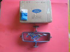 nos ford mustang parts nos oem ford 1965 1966 mustang standard rear valance sheet metal