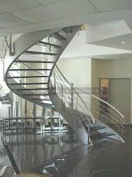 special circular stairs spiral stair eleve metalic wood kit