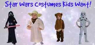 star wars halloween costumes kids want to wear all the time