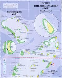 Map Of Maldives Maps Of Maldives Map 1 Haa Alif Atoll