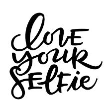 love your selfie phrase graphics design svg by vectordesign on zibbet