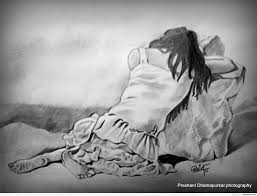 awesome sad sketches of pencil cute love drawings pencil art hd