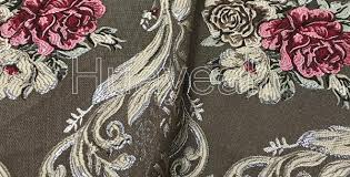 Vintage Floral Upholstery Fabric Sofa Fabric Upholstery Fabric Curtain Fabric Manufacturer