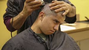 yourube marine corp hair ut how united states marines haircuts look like us marine recruits