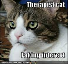 Therapist Meme - finding a therapist one world many crazy humans