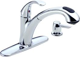 delta brushed nickel kitchen faucet cheap delta faucet medium size of bathrooms faucets single handle