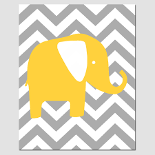 baby shower elephant clipart yellow clipartxtras