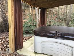 Bed Pit Fire Pit 2 Flatscreen Tv U0027s Wifi King Bed Daybed On Porch 50