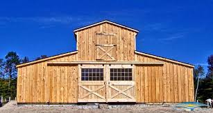 monitor modular horse barn monitor barn horizon structures this modular barn is essentially three separate