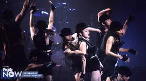 madonna blond ambition backup dancers where are they now people com