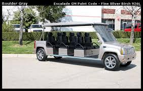 cadillac escalade limo golf cart primegolfcars retail u0026 rental
