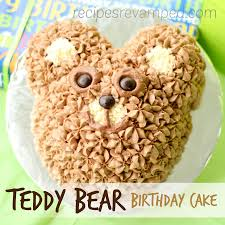 birthday cake recipes revamped