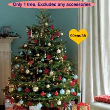 cheap artificial christmas trees online get cheap 90cm artificial christmas tree aliexpress