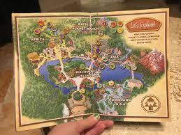 Animal World Map by The Wilderness Explorer U0027s Handbook Animal Kingdom