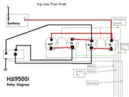 warn winch solenoid wiring diagram atv atv wiring diagrams for