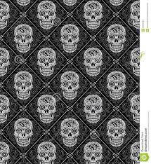 sugar skull portrait apparel in day of the dead skull coloring