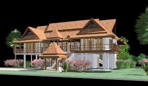 thai house designs plans u2013 house and home design