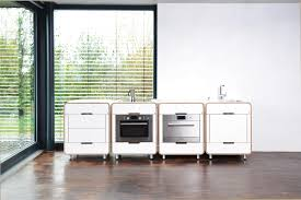 modulare k che a la carte ii modular kitchen compact kitchens from stadtnomaden