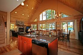 100 log homes interiors 60 best log cabin interiors images
