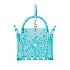 your wdw store disney purse ornament elsa from frozen
