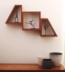 wood shelves for walls homit co
