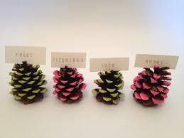 diy neon dipped pine cones studio tea blog tea collection