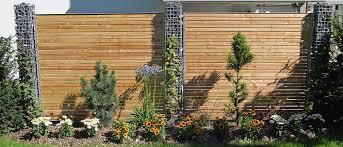 sichtschutz im garten gärten armin hollenstein