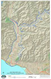 Ventura County Map Water Supply And Demand Archives Ventura River Watershed Council