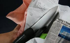 how to dispose of kitchen knives disposal of kitchen knives what is the proper way to dispose of