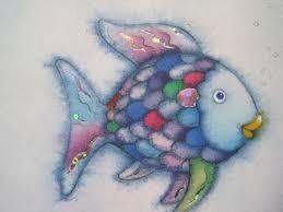 rainbow fish cookie exchanges 1 u2013 thinking