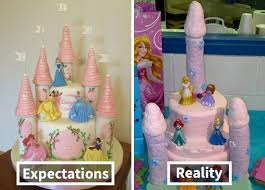 expectations vs reality 10 of the worst cake fails ever bored