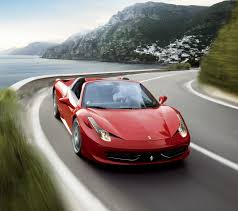 convertible ferrari 458 spider wins u201cbest sports car and convertible u201d award from the