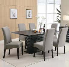 contemporary furniture granite dining table sets dining room