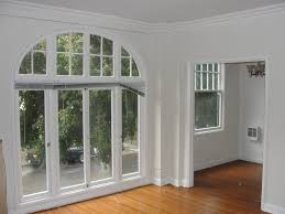 architecture gorgeous four glass front doors with transom arched
