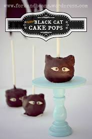 cake pops halloween recipe raw chocolate cake pops fork and beans