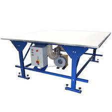fabric cutting table all industrial manufacturers videos