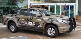 police truck brazil environmental police chevy s10 colorado trucks