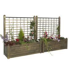 rectangular flower u0026 plant planters boxes ebay