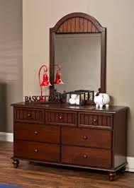 Mirror Dresser Hillsdale Westfield Espresso Dresser 1125 716