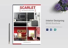Interior Designing Interior Design Brochure 13 Free Psd Eps Indesign Format
